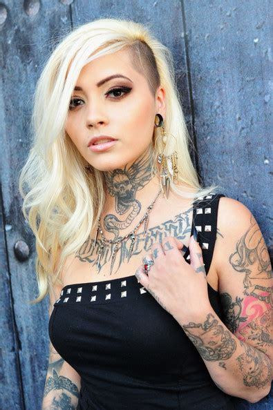 gypsy rose tattoo photos photos spike tv s quot guys choice 2014