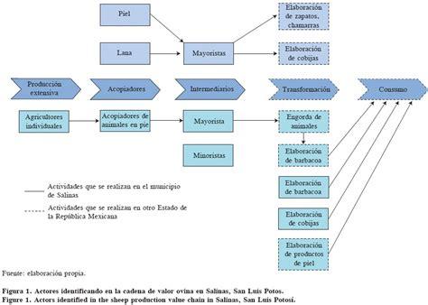 cadena de valor caracteristicas an 225 lisis de la cadena de valor del sector ovino en salinas