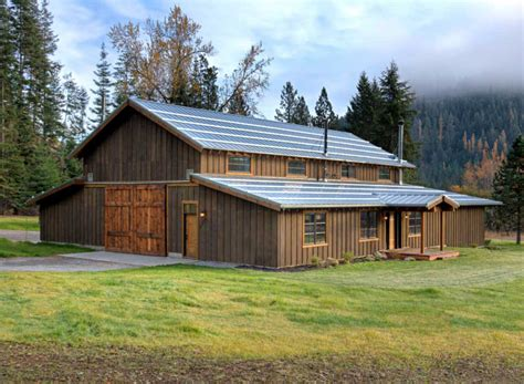 barn style homes pole barn style homes design ideas