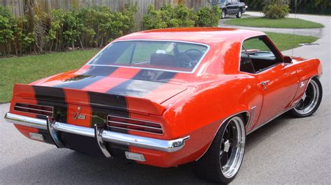pro touring 1969 camaro z28 1969 chevrolet camaro rs z28 pro touring 302 450 hp 6