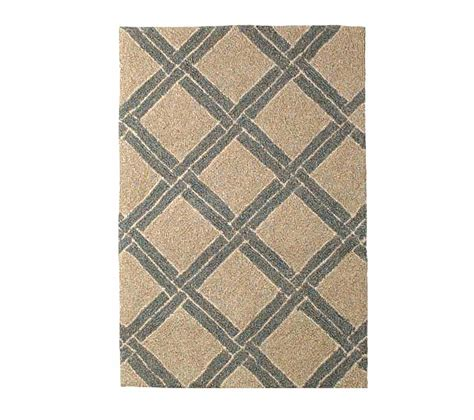 Bamboo Blue Outdoor Rug Farmhouse And Cottage Bamboo Outdoor Rug