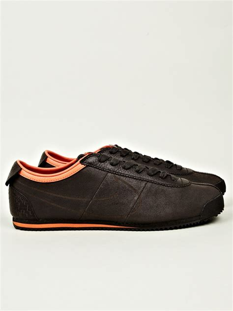 Sepatu Sneakers Nike Classic Cortez Leather nike cortez classic og leather nrg sneaker in brown for lyst