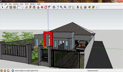membuat rumah google sketchup design rumah dengan google sketchup sains world