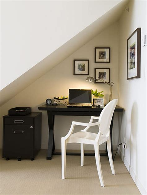 20 Home Office Design Ideas For Small Spaces Small Home Office Design