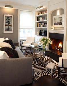 Modern Chic Living Room Ideas Step Into A Tiny Apartment That S High On Style Beautiful Fireplaces And Grey