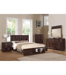 4 pc size bedroom set by travell collection us