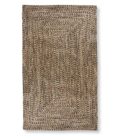 Ll Bean Runner Rug All Weather Braided Rugs Concentric Pattern Outdoor Rugs At L L Bean Made In The Usa