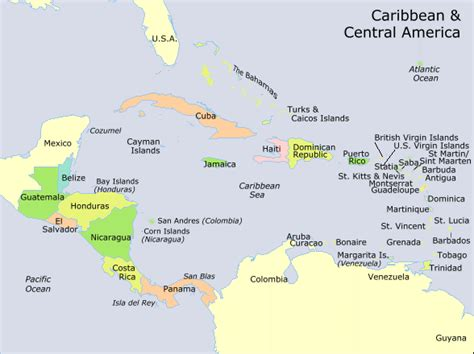 central america the caribbean map central america quotes like success