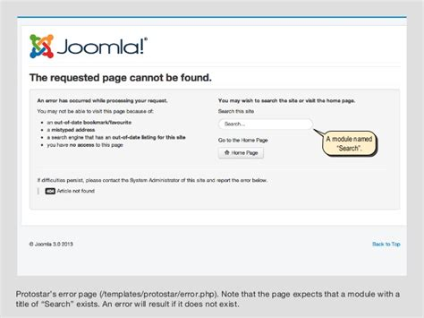 protostar template layout a guide for joomla 3 s protostar template