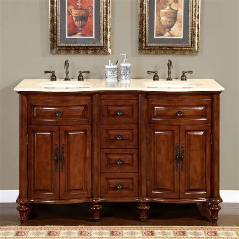 55 Sink Vanity by 55 Inch Marble Top Sink Bathroom Vanity