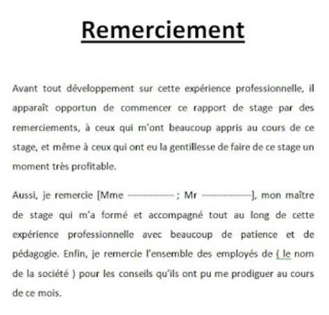 Mod Le De Lettre Remerciement B N Voles modles de lettre de remerciement reves365