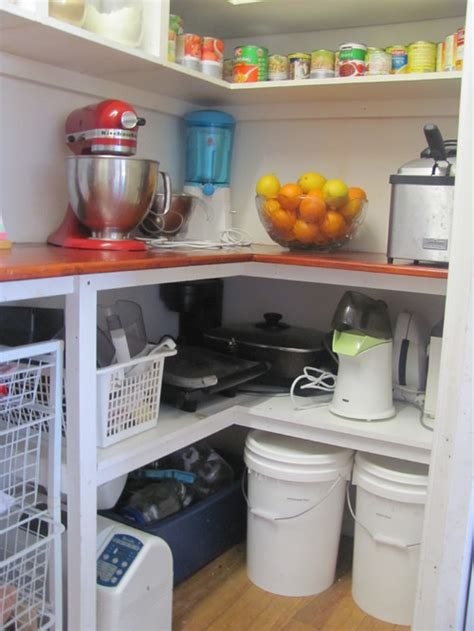 Kitchen Corner Pantry Dimensions by What Are The Dimensions Of This Corner Pantry