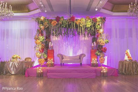 Simple indian wedding reception decorations outdoor best