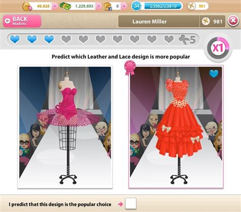 design game fashion designer virtual worlds land