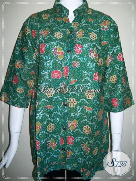 Aneka Dress 95000 jual baju batik wanita aneka motif dan warna menarik busana batik modern untuk suasana santai