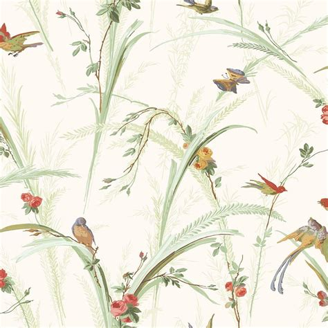 botanical print wallpaper brewster doreen green botanical wallpaper sle 2686