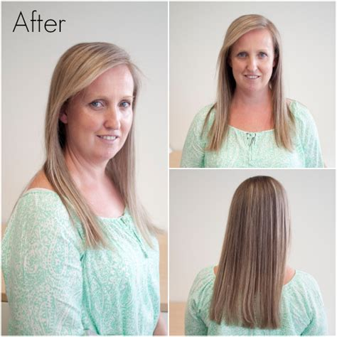 Toner Makeover a hair makeover for a in need