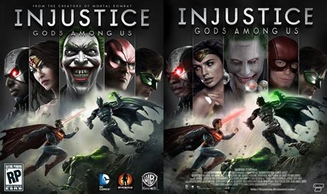 injustice 2017 full movie injustice game movie by bryanzap on