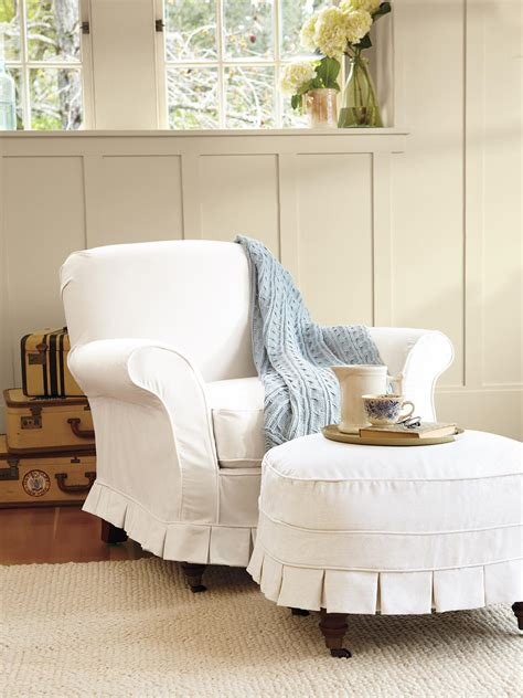 how to sew slipcovers slipcovers for chairs ottomans and more home decor