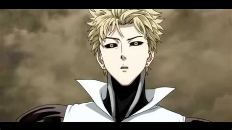 Kaos Anime Genos One Punch amv one punch saitama vs genos superbeast