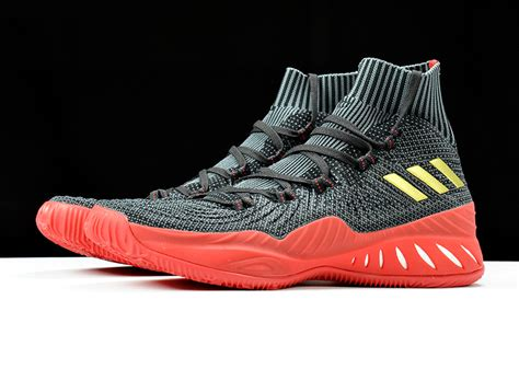 adidas crazy explosive 2017 adidas crazy explosive 2017 primeknit black gold red for