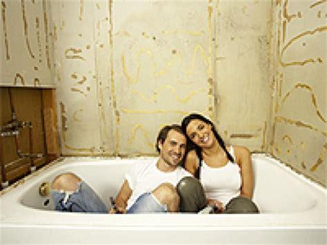 rock s rehab is one big sfgate budgeting your bathroom renovation hgtv