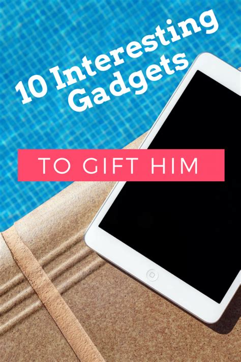 interesting gadgets interesting gadgets that you can gift him scribbled post