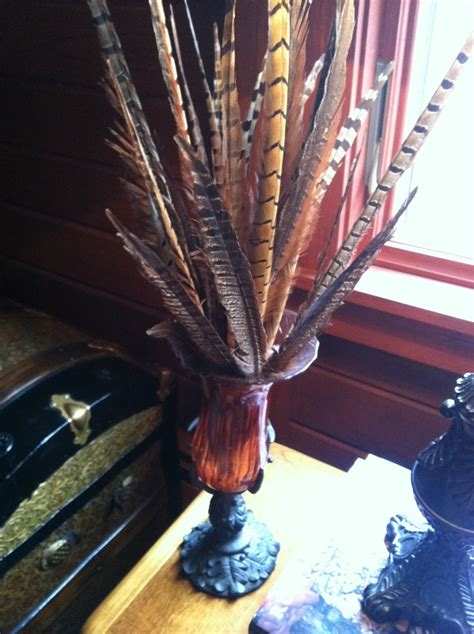 fall centerpieces with feathers 20 best images about feather art on pinterest feathers decorating ideas and wall hangings