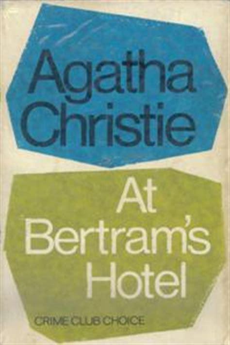 Novel Agatha Christie Hotel Bertram na tropie agathy hotel bertram agatha christie