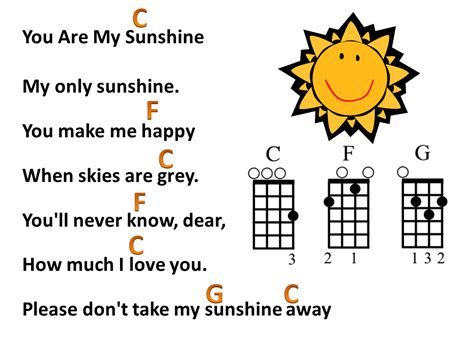 You Are My 4 your simple strumming song image is mr robbie
