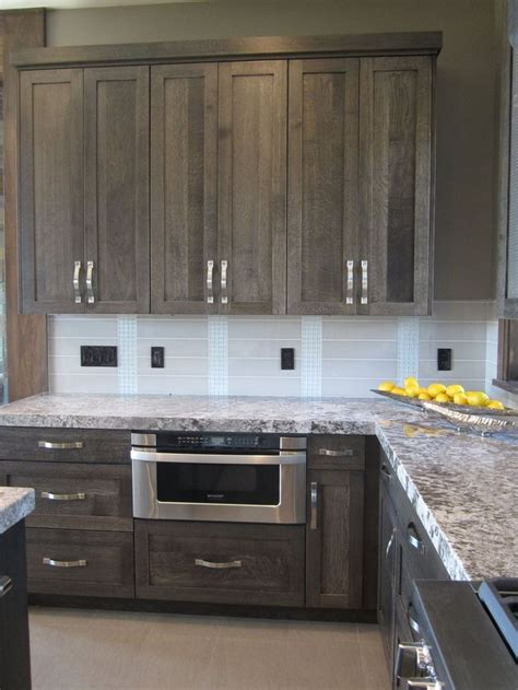 grey stained kitchen cabinets 17 best ideas about staining wood cabinets on pinterest