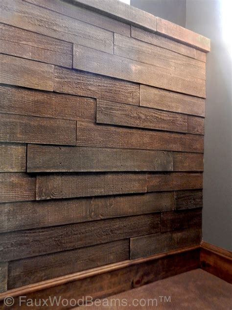 Wood Wainscoting Panels by Not Your S Wood Paneling Creative Faux Panels