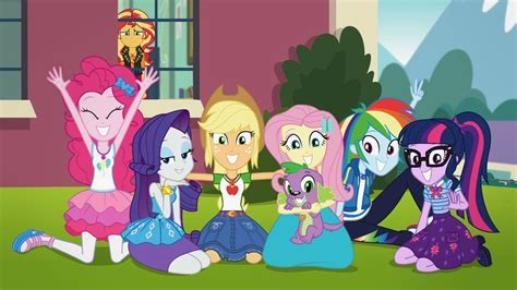 My Little Pony Equestria Girls: Forgotten Friendship   Netflix