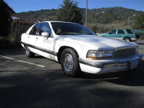 how to sell used cars 1992 buick coachbuilder interior lighting sell used 1992 buick roadmaster base sedan 4 door 5 7l in