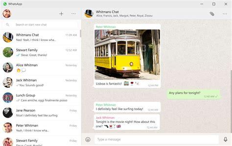 escritorio whatsapp whatsapp para escritorio aparece en la tienda windows 10