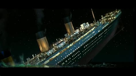 titanic film youtube sinking the sinking of the rms titanic youtube