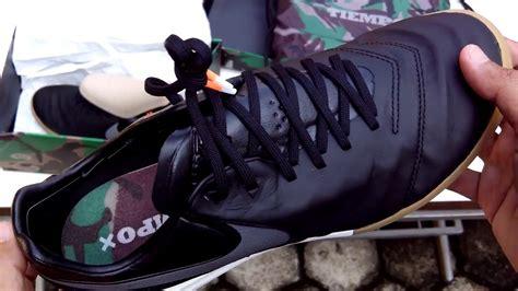 Sale Sepatu Futsal Nike Tiempox Proximo Ii Ic White Orange sepatu futsal nike tiempox proximo se ic camo black green