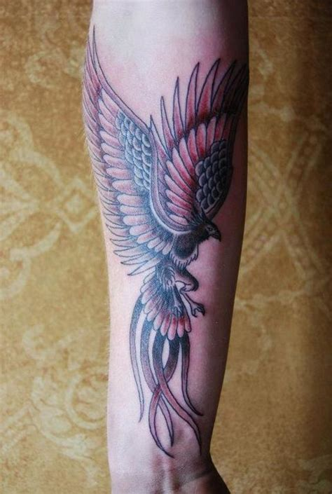 phoenix tattoo inner arm 73 impressive forearm tattoo design mens craze