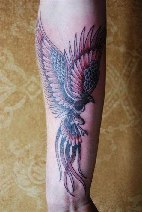 phoenix tattoo lower arm 73 impressive forearm tattoo design mens craze