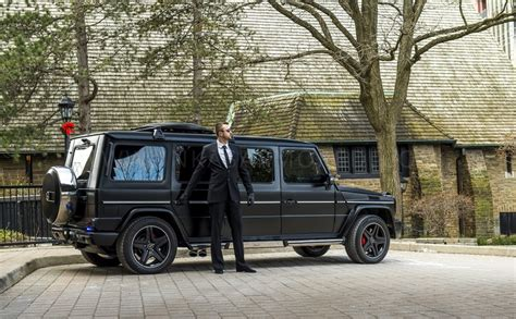 mercedes vehicles the mercedes g63 amg armored limo picture
