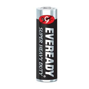 Eveready Heavy Duty Baterai Aa Isi 4 eveready heavy duty aa 1 5v alkaline battery