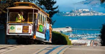 City Car Rental San Francisco Bush St West Coast Of Usa