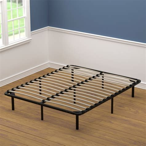 wooden slat bed frame queen size wood slat bed frame 18932176 overstock com