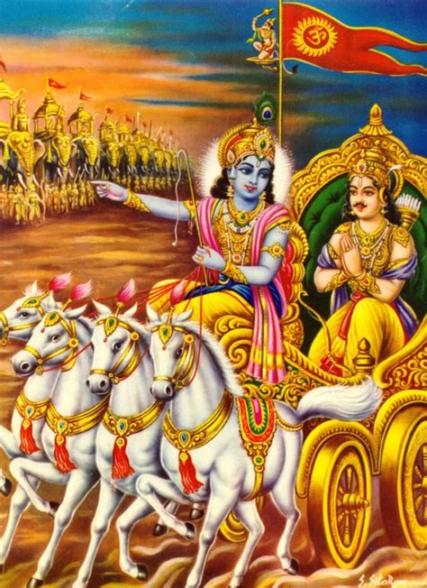 Arjuna Bordir why the bhagavad gita is not a terrorist manual vic