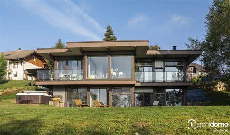 Home Architecture by Maison Poteaux Poutres Bois Pringy 74 Lp Charpente