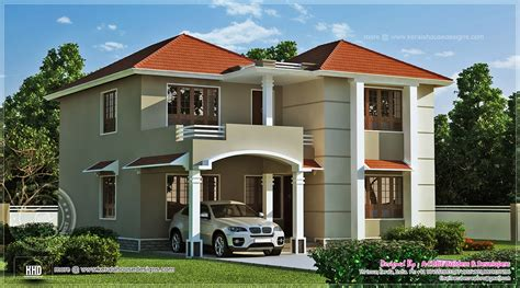 1962 square feet home exterior Kerala home design and floor plans