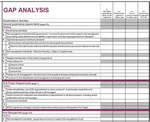 requirements gap analysis template 40 gap analysis templates exmaples word excel pdf