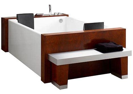 2 person spa bathtub luxury home water lounge two person bath hot tub