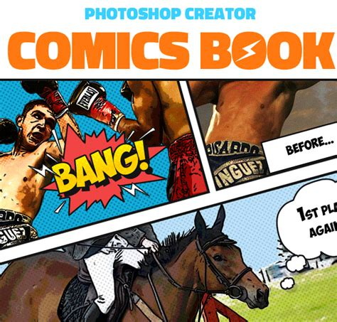 comic book picture effect comics text photoshop tutorial photoshop tutorial psddude
