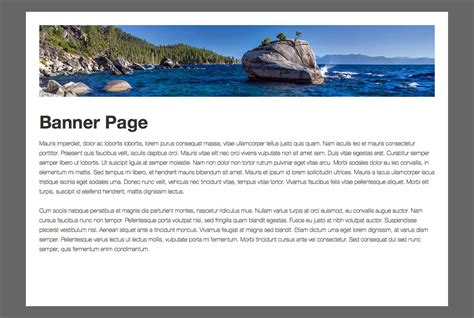 custom page template in genesis that shows featured image as a banner sridhar katakam